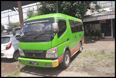 Agen Travel Jakarta Lampung
