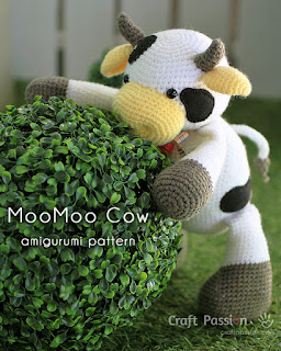 Amigurumi Free Patterns Cow : 2000 Free Amigurumi Patterns