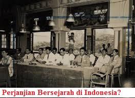 Daftar Perjanjian Bersejarah di Indonesia Lengkap