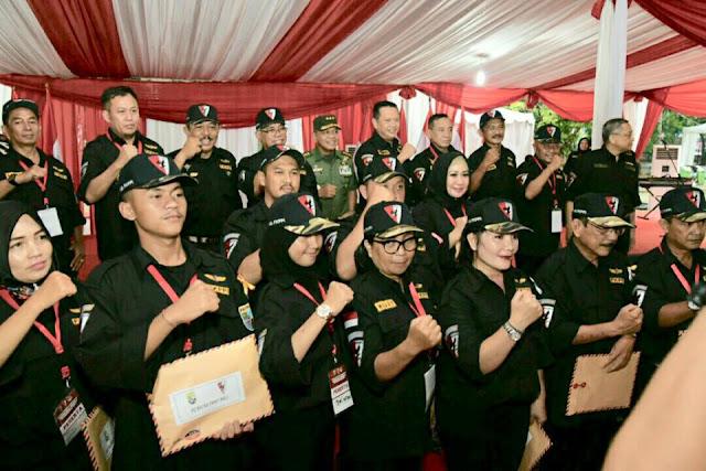 Penutupan Acara FKPPI, Bamsoet: Wajib Bagi Kita Membuat Indonesia Tetap Eksis