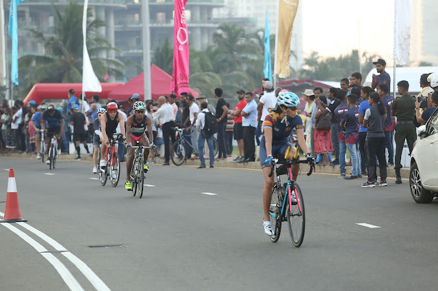 So Sri Lanka IRONMAN 70.3 Colombo Concludes on a high