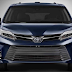 Toyota Sienna 2019 Release Date