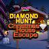 Knf Diamond Hunt 10 : Christmas House Escape