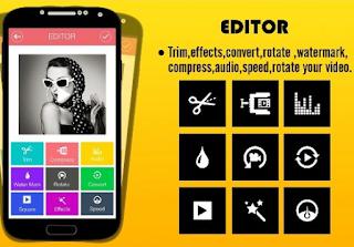 7 Aplikasi Edit Video Terpopuler dan Terbaru Untuk Anroid