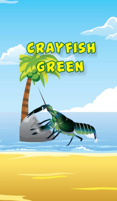 Crayfish Green