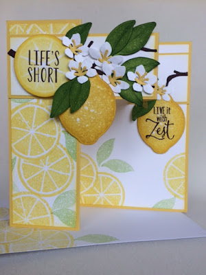 Life's short, live it with zest