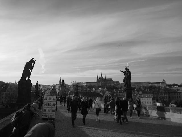 Mustavalkoisia muistoja Prahasta 2