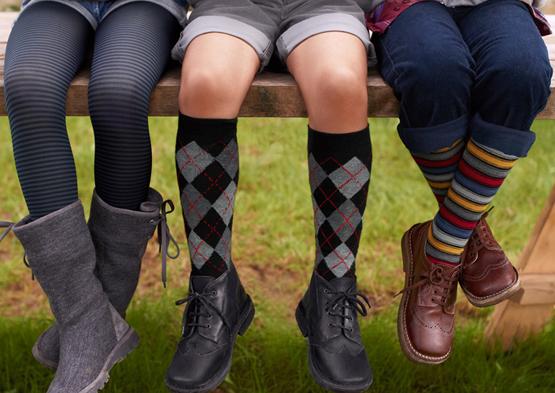 medias y calcetines niños