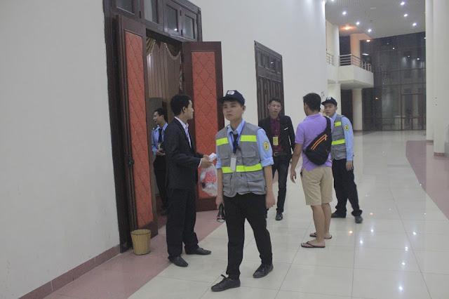 Công ty bảo vệ HDT Việt Nam