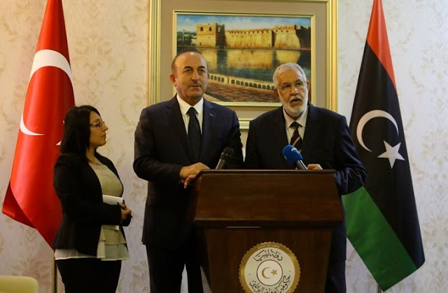 تركيا تعود للمربع الليبي - ومحادثات مستمرة - اخرا لاخبار
