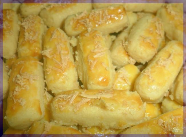 Aneka Resep Kreatif Kue Kering Kastengel Renyah