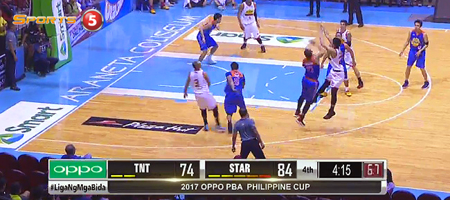 Star Hotshots def. TNT KaTropa, 88-77 (REPLAY VIDEO) January 15