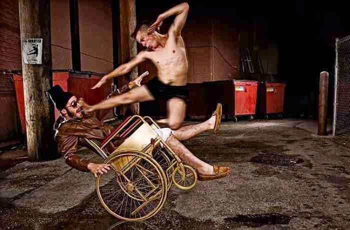 Американский фотограф. Ross Feighery