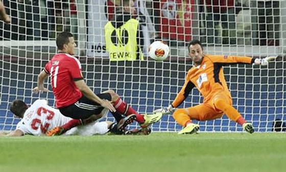 Sevilla đã lập nên hàng loạt kỷ lục