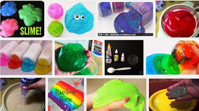 Cara Membuat Slime yang Aman dan Mudah