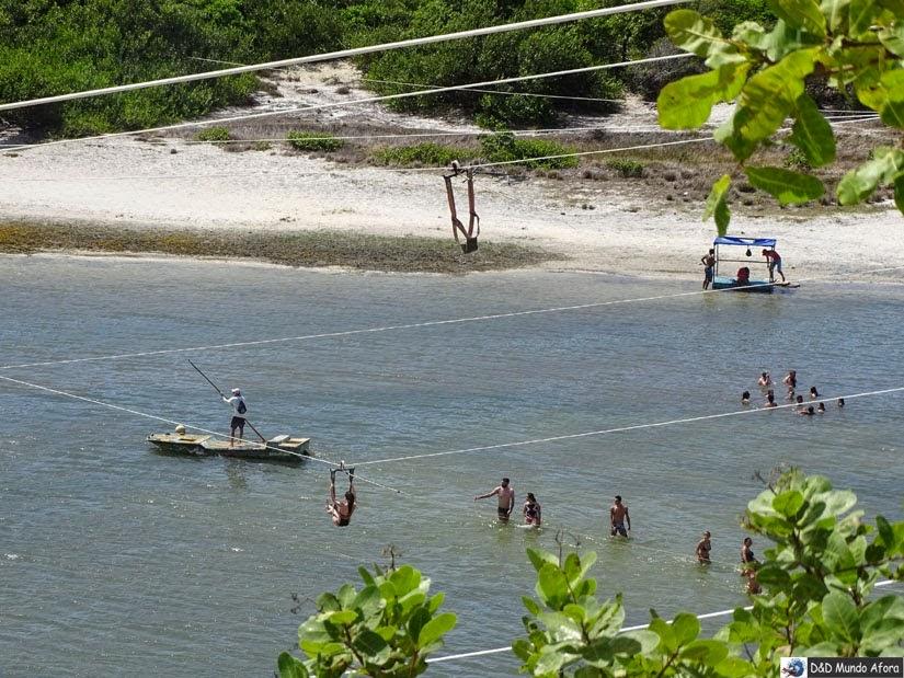 Aerobunda - Lagoa de Jacumã - Praias de Natal e outras atrações