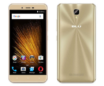 Blu Vivo XL2 Specifications