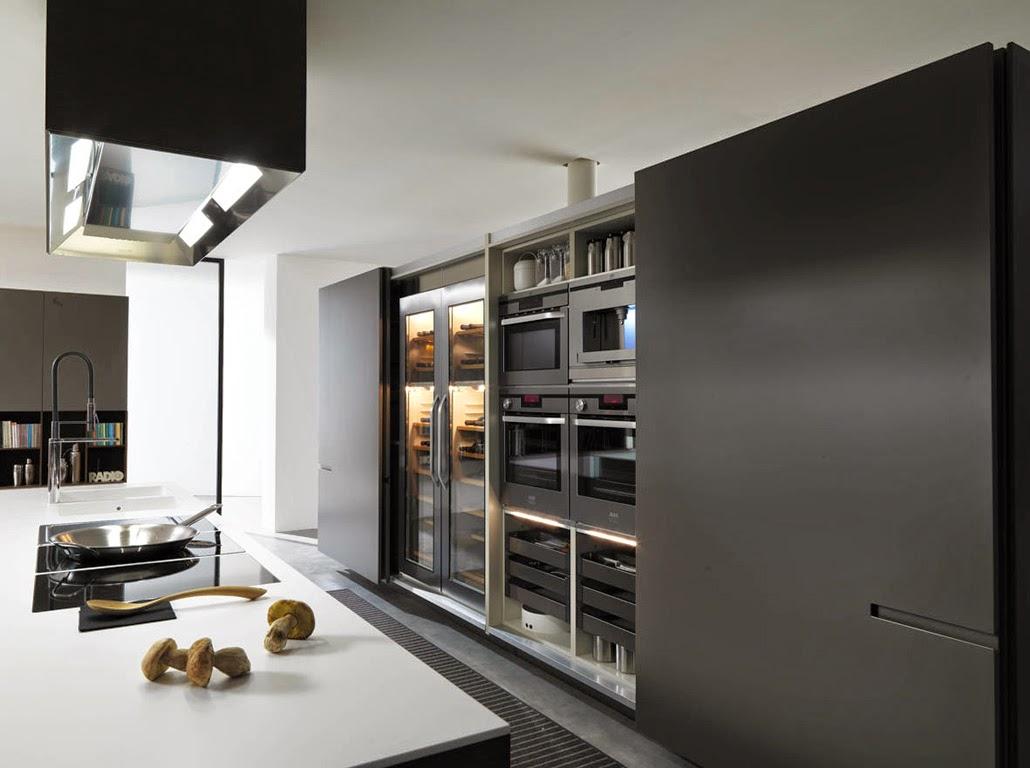Cucine Moderne A Scomparsa.Amedeo Liberatoscioli Cucine A Scomparsa