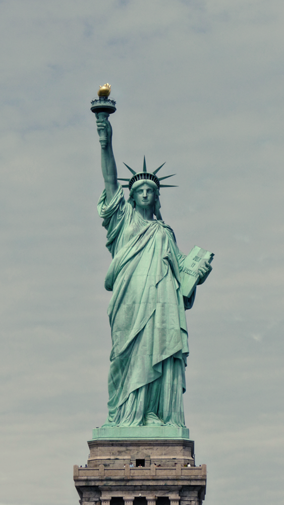 statue of liberty, nyc 2010