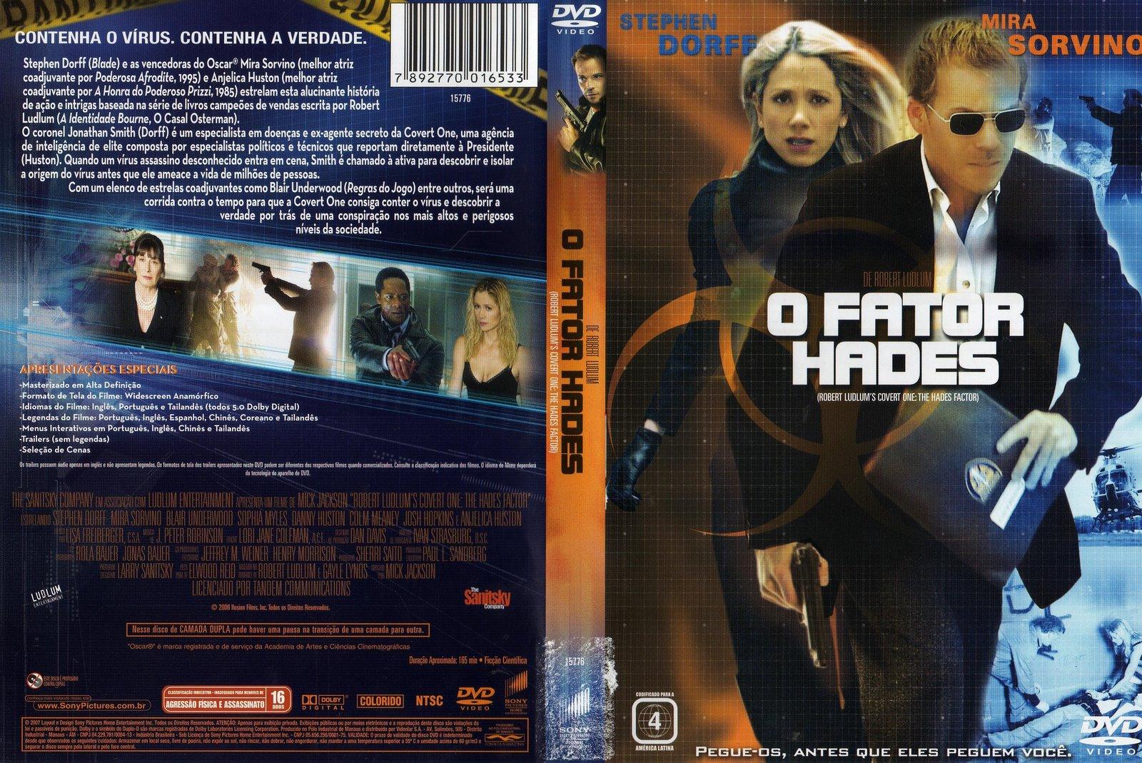 Filme Hades with ise biologia: atividades complementares - filme o fator hades