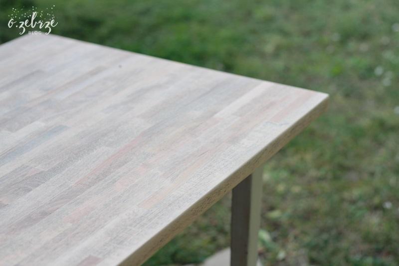 stylizacja stołu