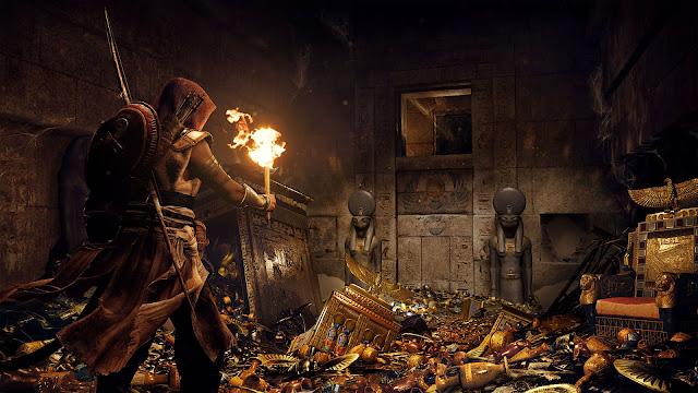 Inilah! Screenshot Resmi Assassin's Creed: Origins Dari Ubisoft, Kapan Rilisnya ? 26