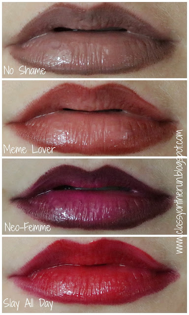 flirt cosmetics review lip ombre dup