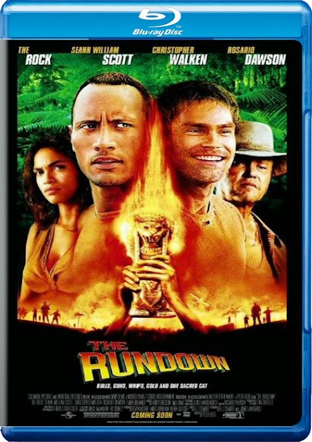 The Rundown 2003 Dual Audio 720p BRRip 950mb