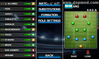 Download Winning Eleven 2018 v2 Apk