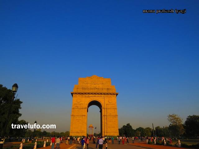 इंडिया गेट फोटो