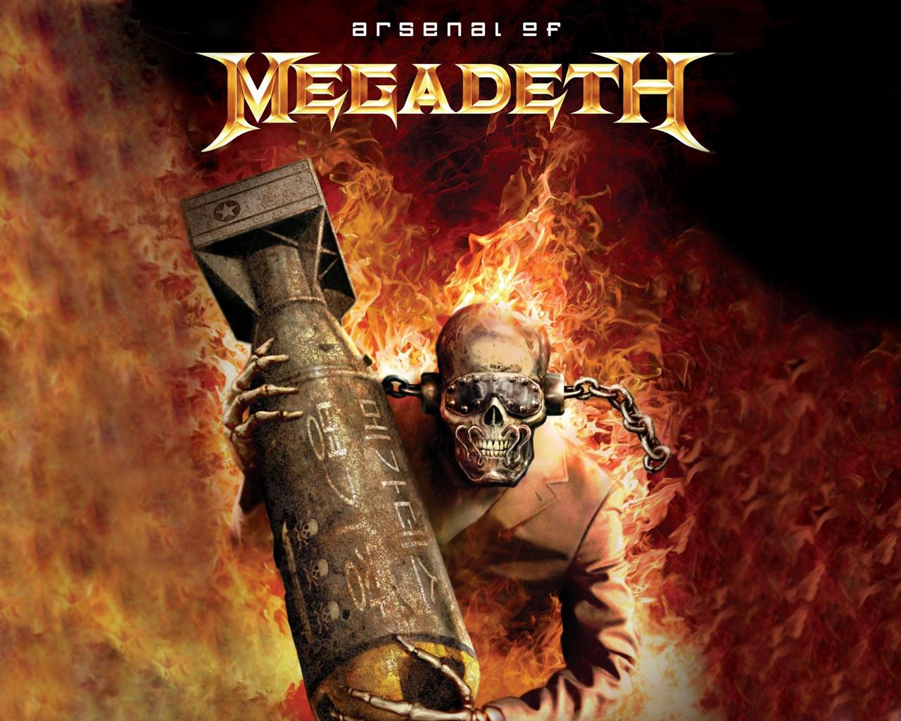 Wallpaper Arsenal Hd Wallpaper Wallpaper Megadeth