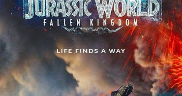 457 Movies: Jurassic World: Fallen Kingdom (2018) 375MB 480P
