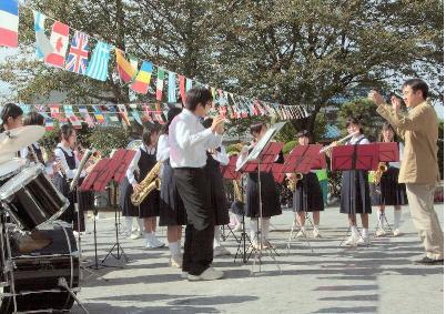 江戸川台西自治会: 11月 2008