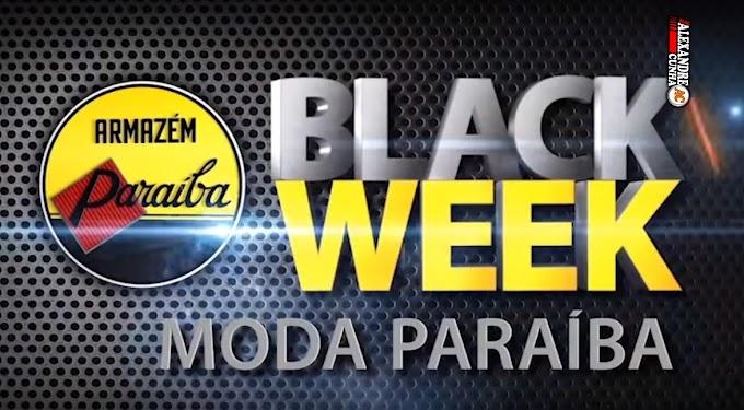 Black Week Moda Paraíba vem com tudo, uma semana com até 70% de desconto, começa  segunda, 20.