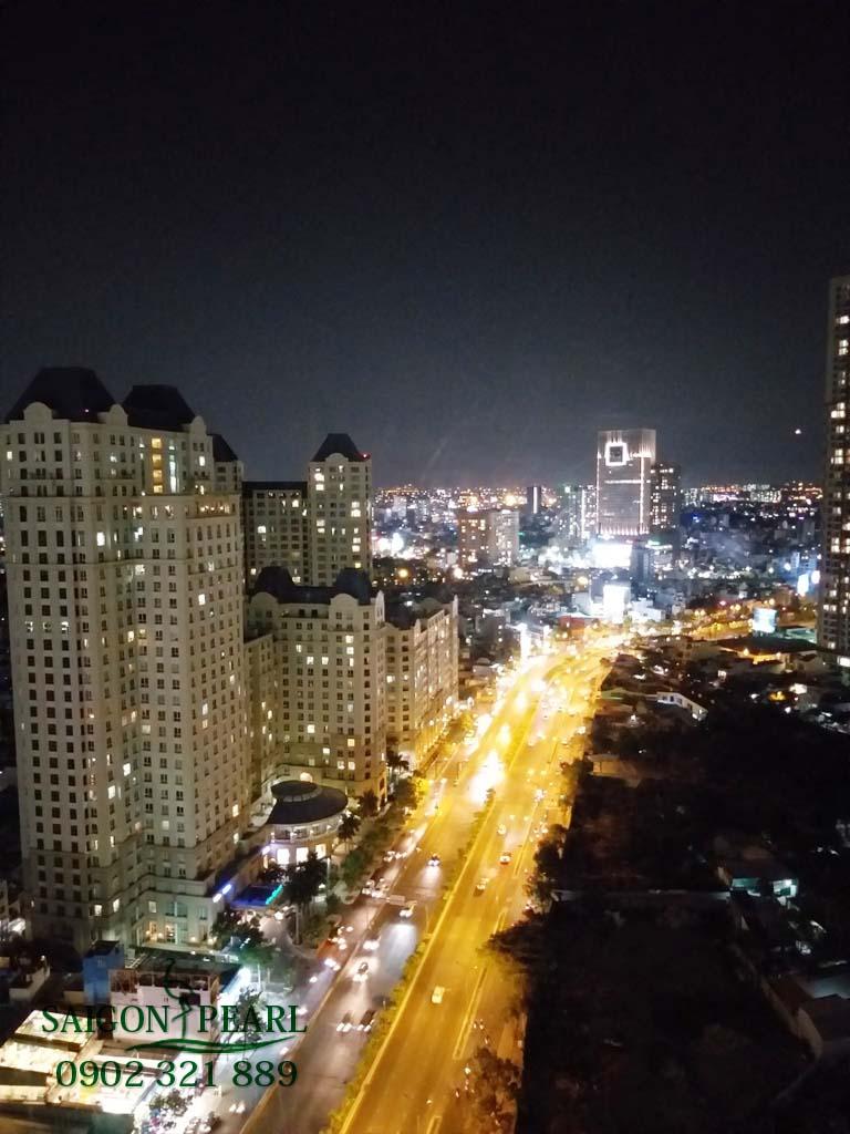 Căn hộ cực đẹp Sapphire 2 Saigon Pearl cho thuê 91m2 view Vinhomes 7