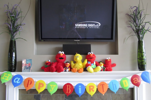 Sesame Street Second Birthday
