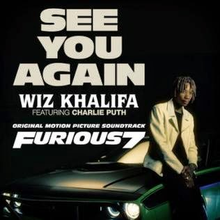See You Again (feat. Charlie Puth) Lyrics - Wiz Khalifa - Fast & Furious 7 (2015)