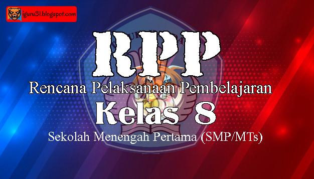 RPP Prakarya SMP Kelas 8