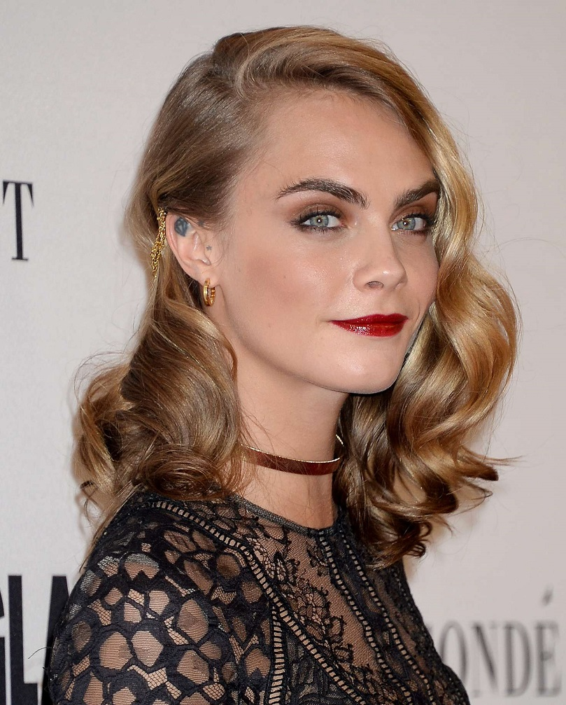 Cara Delevingne – 2016 Glamour Women Of The Year in Los Angeles