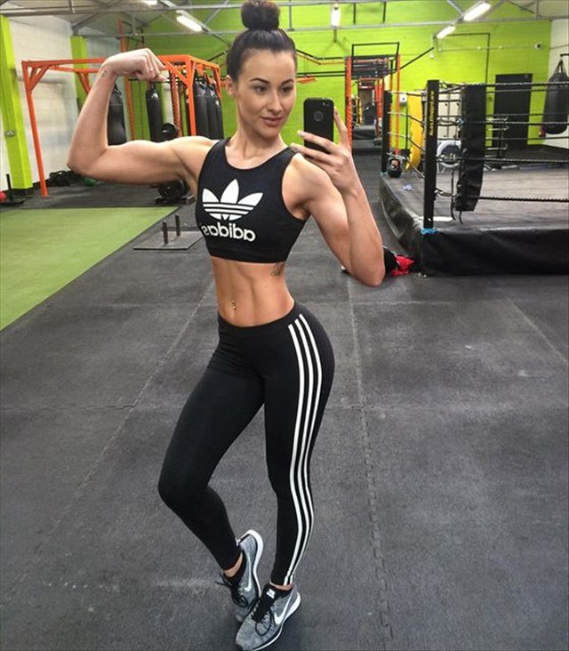 Fitness Model Lisa @lisafiitt