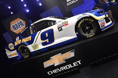 Chase Ellitott #9 - #NASCAR Hendrick Motorsports