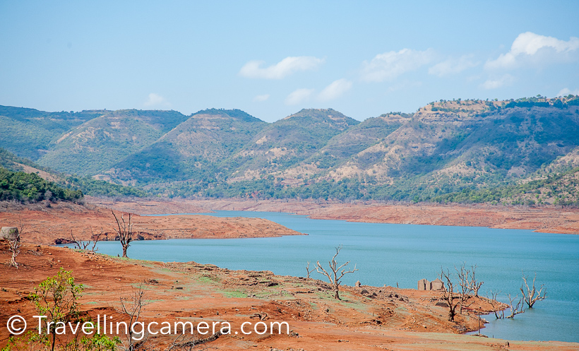 When in Pune, we planned to drive to Lavasa through hills and that's when we took a break around Temghar Lake of Maharashtra state. Somehow I had heard name of this lake and the mention of dam built over it. More than lake, there were lot of other things that inspired me to explore more and know about this locality of Mahrashtra state. And it was not only about this beautiful lake but also about surrounding villages & their lifestyle.