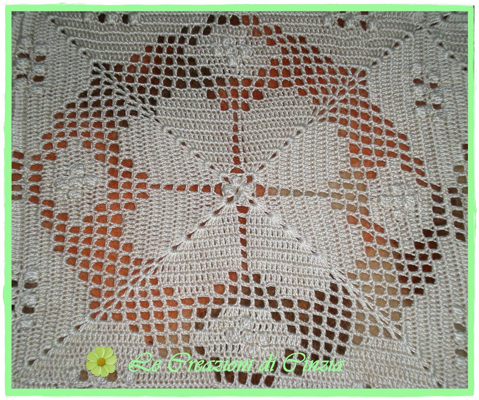 Quadrati Di Lana Per Coperta Casamia Idea Di Immagine