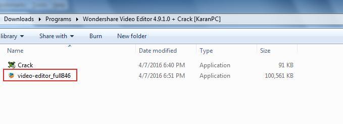 wondershare video editor software full crack version free download