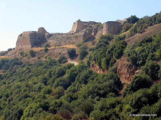 Qal'at Namrud (Nimrod Fortress or Nimrod Castle)