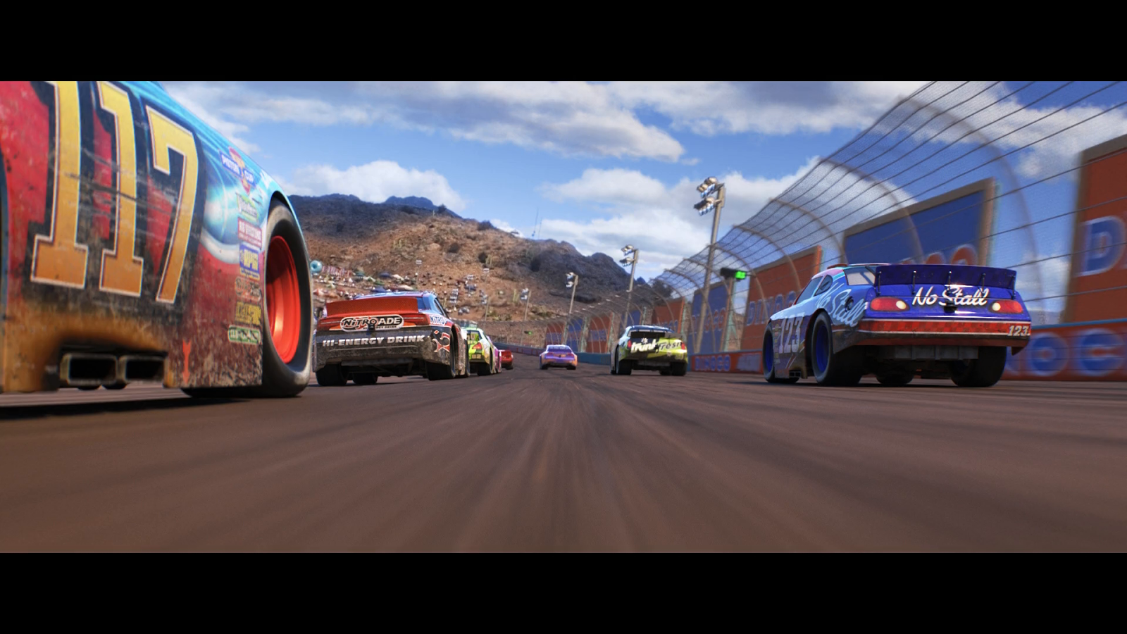 Cars 3 (2017) BRRip 1080p Español Latino - Ingles captura 2