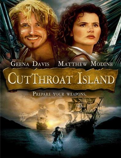 Ver La pirata (Cutthroat Island) (1995) Online