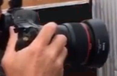 Возможно первое изображение нового тилт-шифт объектива Canon