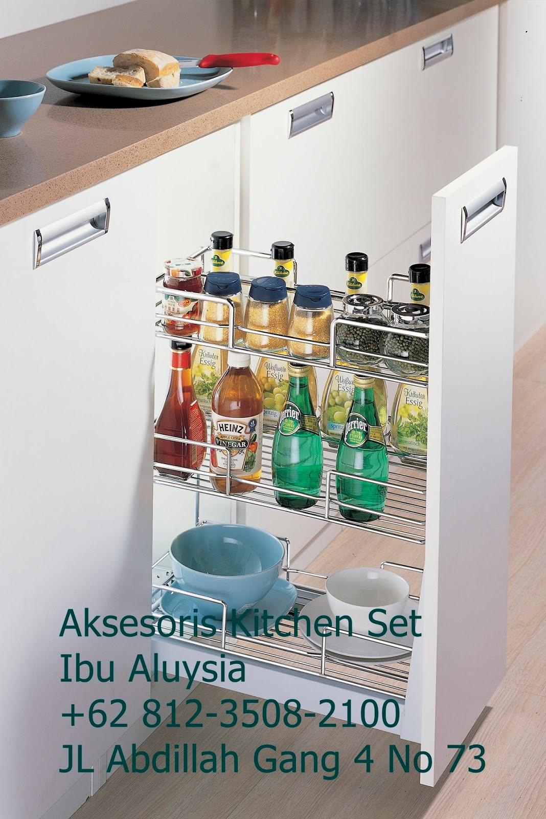 Semarang Kitchen Set Accessories