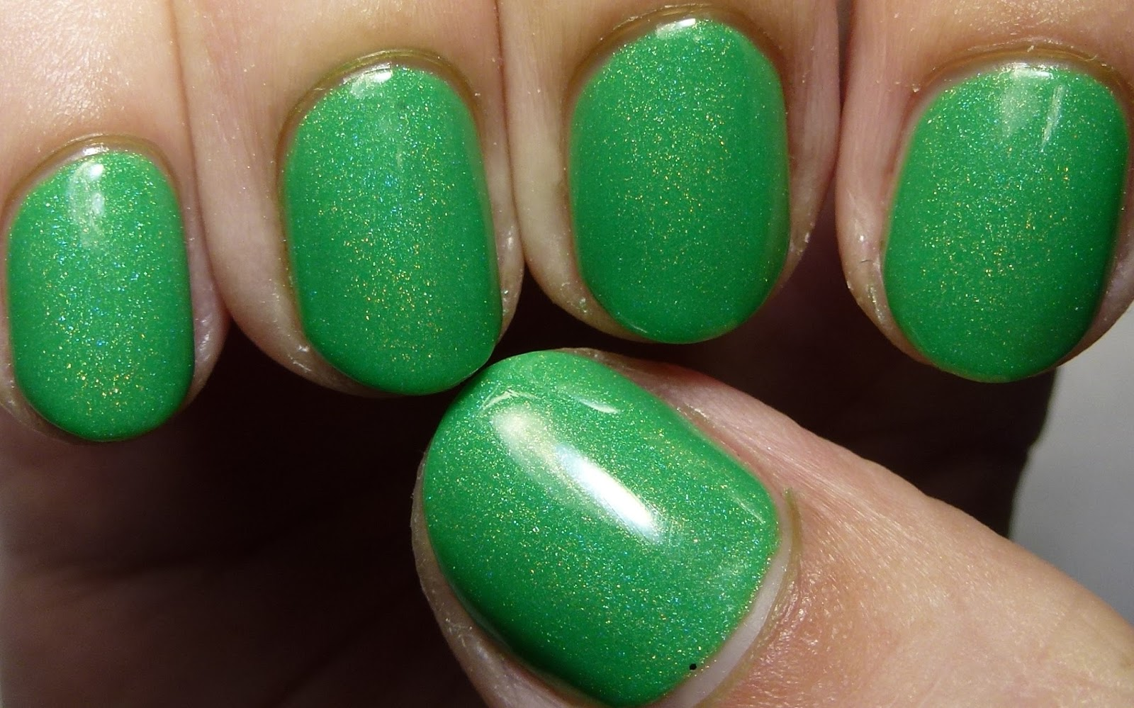 The Polished Hippy: Dead Set Babes neon holos!